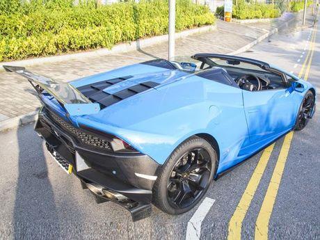 Lamborghini Huracan do manh tren 1.000 ma luc - Anh 4