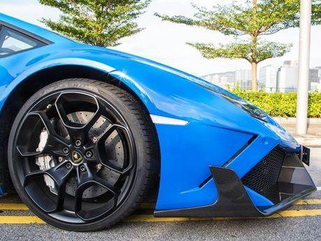 Lamborghini Huracan do manh tren 1.000 ma luc - Anh 5