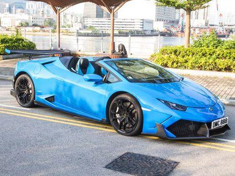 Lamborghini Huracan do manh tren 1.000 ma luc - Anh 8