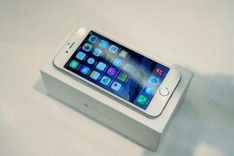 Den luot iPhone 6 ban 16 GB giam gia 2 trieu dong - Anh 1