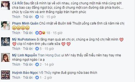 Cap doi sao Viet thich thu voi MV 'Sau tat ca' phien ban moi - Anh 3