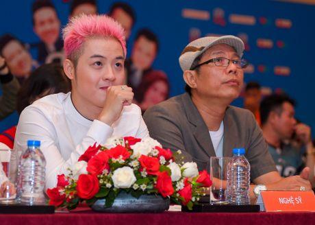 Hoai Linh, Tran Thanh vang mat o hop bao On gioi cau day roi - Anh 2