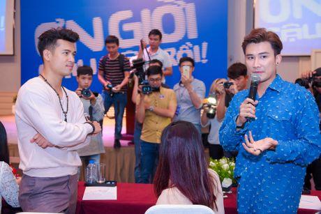 Hoai Linh, Tran Thanh vang mat o hop bao On gioi cau day roi - Anh 3