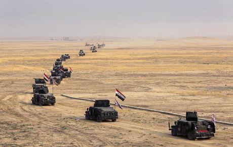 IS tham bai truoc quan doi Iraq tai Mosul - Anh 2