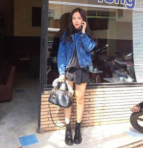 Hoc cach mac dep nhu Chi Pu, Fung La - Anh 5