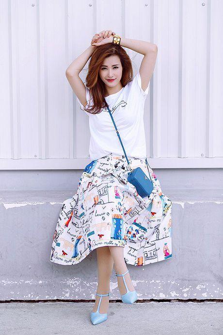 Hoc cach mac dep nhu Chi Pu, Fung La - Anh 7