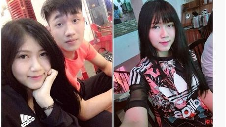 Thu quan U19 Viet Nam quen ban gai cuc xinh qua facebook - Anh 7