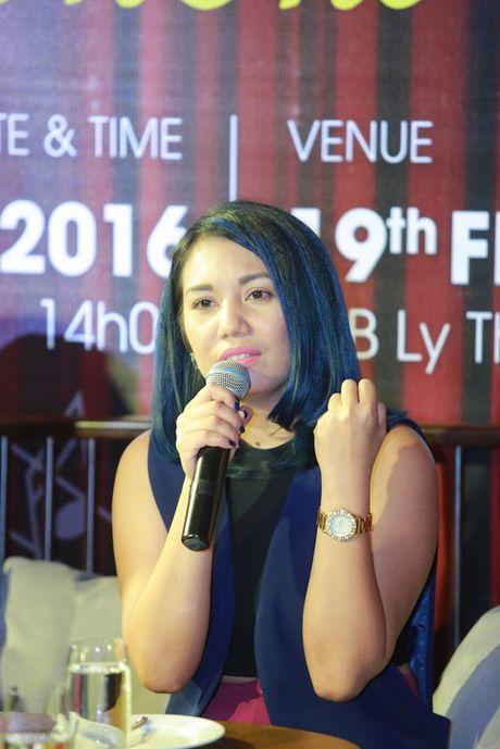 Quan quan Vietnam Idol - Janice Phuong voi hop dong dang gia dau tien - Anh 1