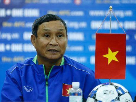Noi guong U19 Viet Nam, doi nu quyet danh bai Iran - Anh 1