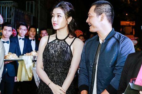 MC Phan Anh than mat voi A hau Huyen My - Anh 4