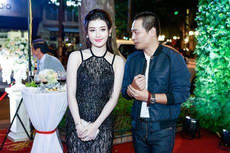 MC Phan Anh than mat voi A hau Huyen My - Anh 6