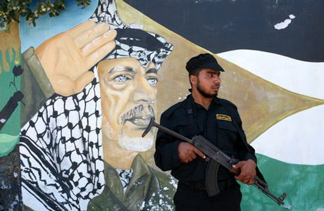 To chuc PLO keu goi cong nhan Nha nuoc Palestine - Anh 1