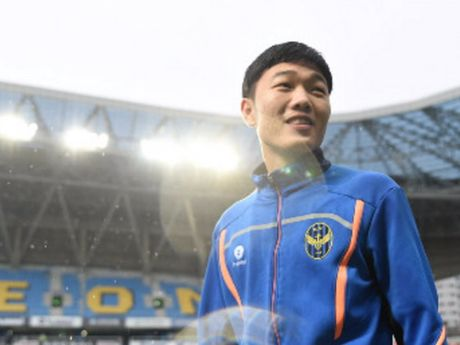 Xuan Truong vao san ba tran lien tiep, Incheon United nhan that bai - Anh 1