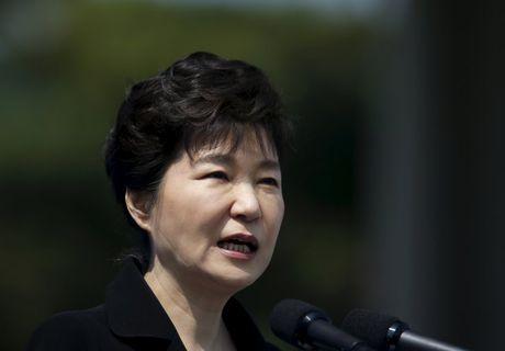Tong thong Han Quoc Park Geun-hye co the bi dieu tra - Anh 1