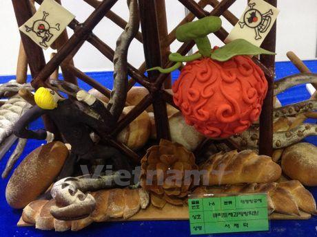 Chiem nguong nghe thuat tao hinh tu banh tai Seoul Food Week - Anh 4