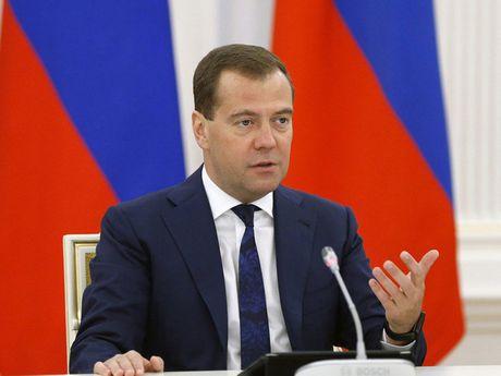 Thu tuong Nga Medvedev: Tac dong vao bau cu My la dieu khong the - Anh 1