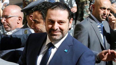 Ong Saad Hariri Hariri duoc chi dinh lam thu tuong cua Liban - Anh 1