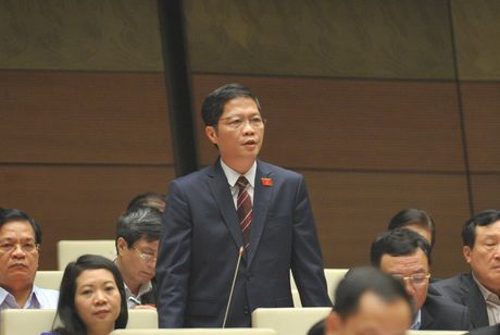 Bo truong Bo Cong Thuong giai trinh nhung van de Quoc hoi quan tam - Anh 1