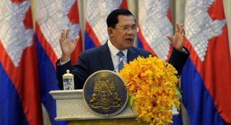 Ong Hun Sen thang than ve chuyen nguoi Viet o Campuchia - Anh 1