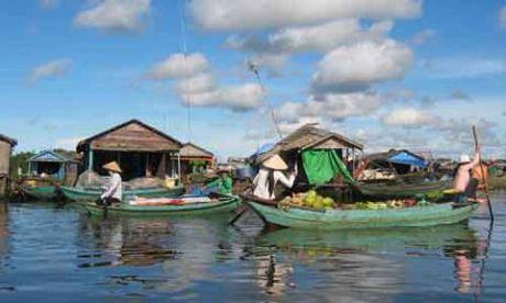 Ong Hun Sen thang than ve chuyen nguoi Viet o Campuchia - Anh 2