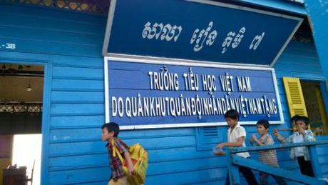 Ong Hun Sen thang than ve chuyen nguoi Viet o Campuchia - Anh 3