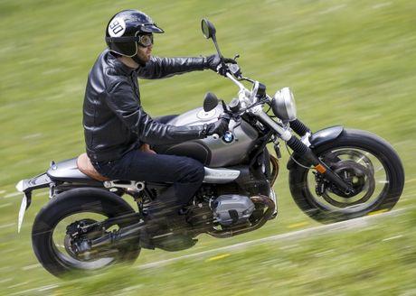BMW R nineT Scrambler - Doi thu 'cung dau' cua Ducati Scrambler - Anh 1