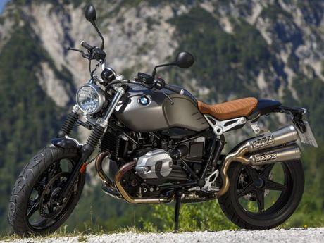 BMW R nineT Scrambler - Doi thu 'cung dau' cua Ducati Scrambler - Anh 2