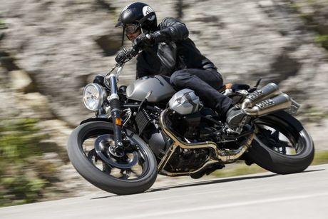 BMW R nineT Scrambler - Doi thu 'cung dau' cua Ducati Scrambler - Anh 4