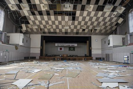 Tham nhap khu vuc tham hoa hat nhan Fukushima sau 5 nam - Anh 9