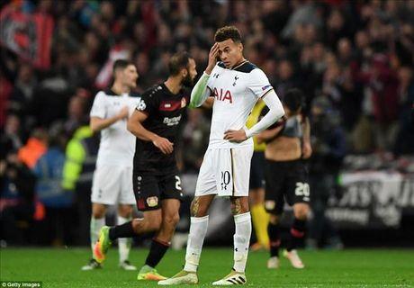 Tottenham 0-1 Leverkusen: Tham hoa o Wembley - Anh 5