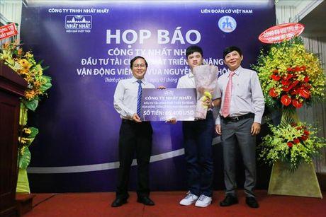 Nhat Nhat dau tu tai chinh cho ky thu Nguyen Anh Khoi - Anh 2