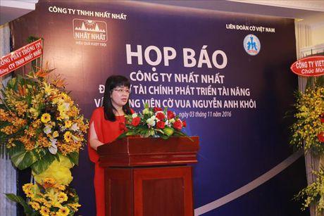 Nhat Nhat dau tu tai chinh cho ky thu Nguyen Anh Khoi - Anh 3