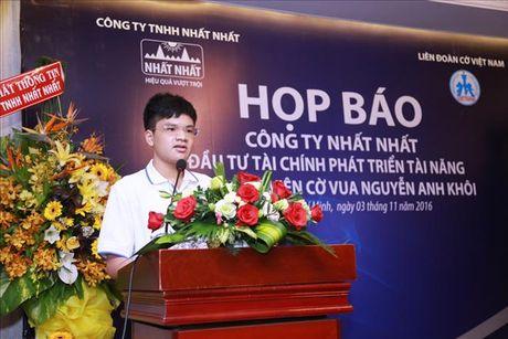 Nhat Nhat dau tu tai chinh cho ky thu Nguyen Anh Khoi - Anh 4