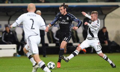 Ronaldo 'tit ngoi' trong tran hoa 6 ban thang cua Real - Anh 1
