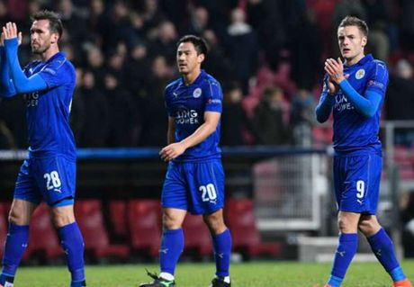 Hoa Copenhagen, Leicester City lap ki luc Champions League - Anh 1