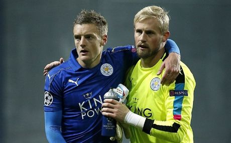 Vardy 'tit ngoi' 12 tran, Leicester van han hoan - Anh 6