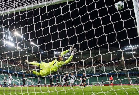 5 diem nhan sau tran Legia Warsaw 3-3 Real Madrid - Anh 2