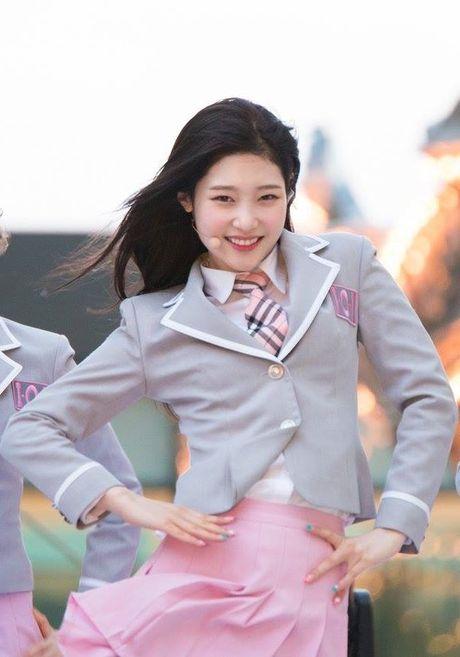 Jung Chaeyeon - Tinh tin don cua sao Palace - Anh 8
