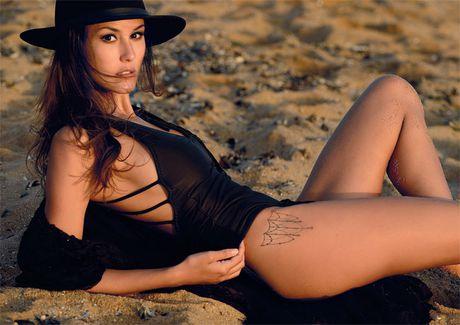 Luli Fernandez - nang WAGs tuyet sac xu Tango - Anh 10