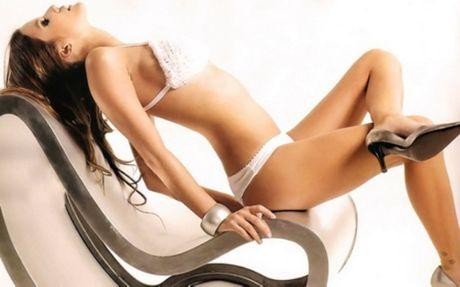 Luli Fernandez - nang WAGs tuyet sac xu Tango - Anh 5