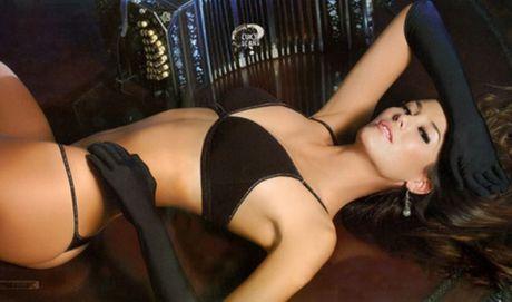 Luli Fernandez - nang WAGs tuyet sac xu Tango - Anh 6