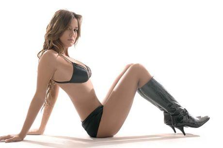 Luli Fernandez - nang WAGs tuyet sac xu Tango - Anh 7
