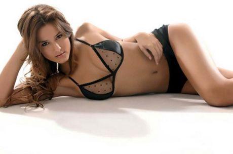 Luli Fernandez - nang WAGs tuyet sac xu Tango - Anh 9