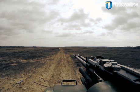 Ukraine dem phao tiem kich Lien Xo...xuong mat dat - Anh 3