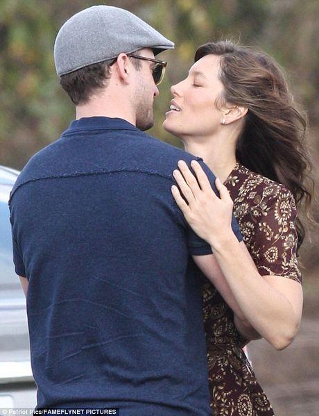 Canh tinh tu hiem co cua vo chong Justin Timberlake - Anh 2
