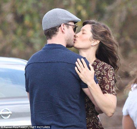 Canh tinh tu hiem co cua vo chong Justin Timberlake - Anh 3