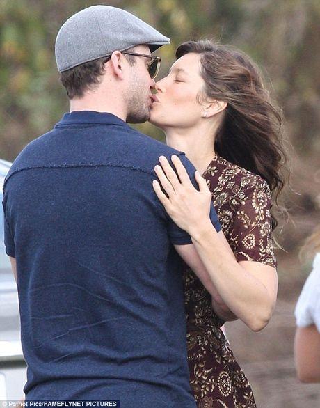 Canh tinh tu hiem co cua vo chong Justin Timberlake - Anh 5