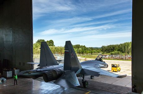 Cach Nga 'khoa tay' Trung Quoc het duong sao chep Su-35 - Anh 2