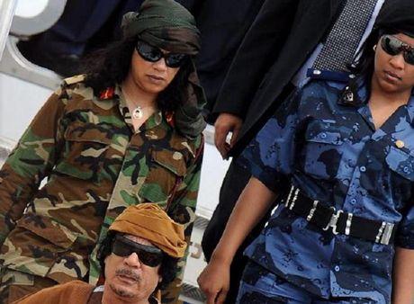 Nhung dieu it biet ve co Dai ta Muammar Gaddafi - Anh 10