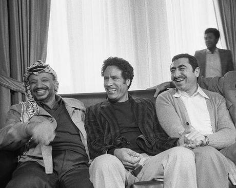 Nhung dieu it biet ve co Dai ta Muammar Gaddafi - Anh 13